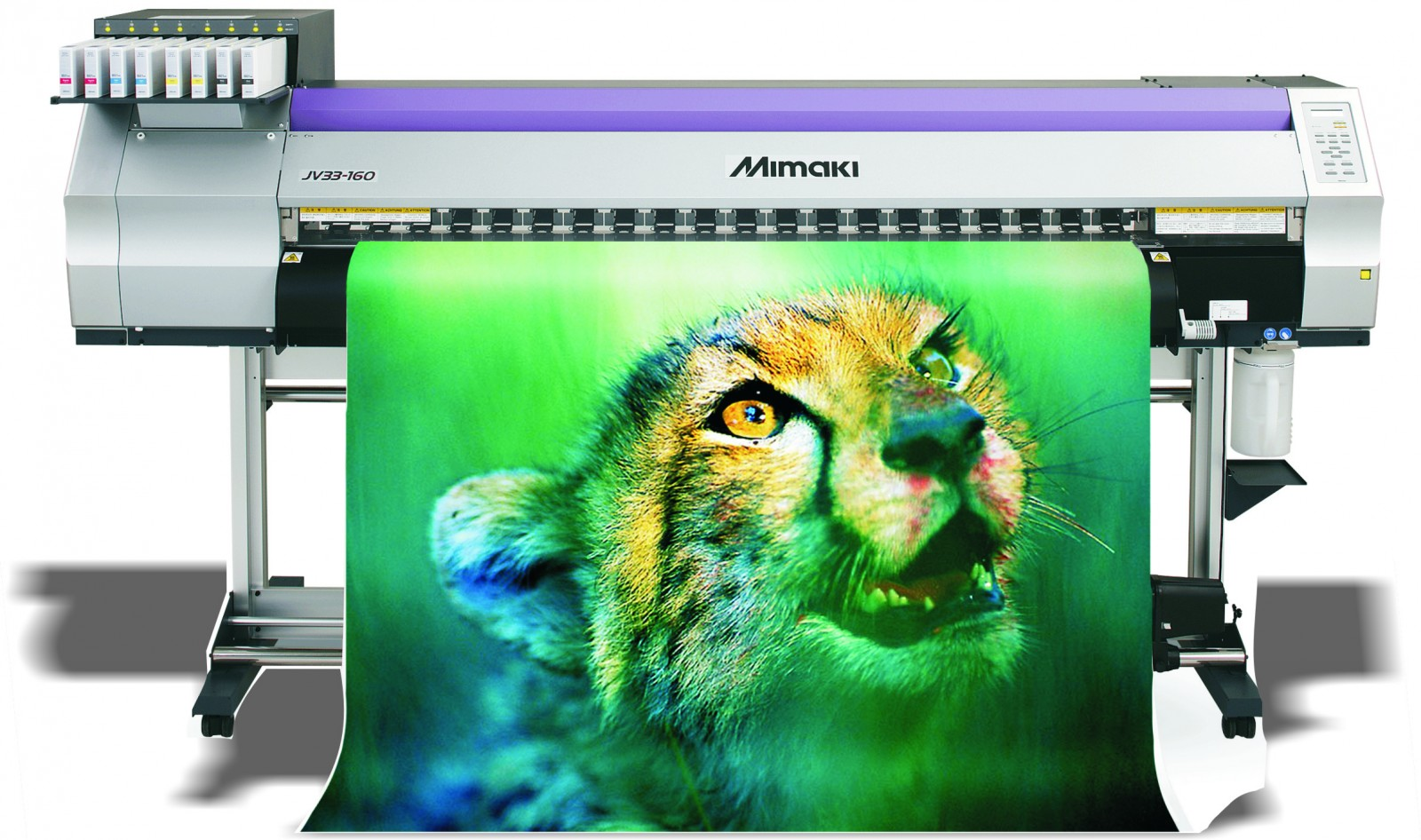 Digital photo printing dpi